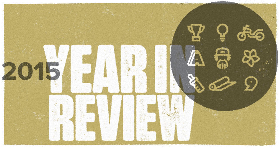 2015: Year in Review
